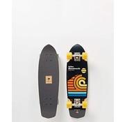 Arbor Artist Series Draplin Pocket Rocket Skateboard