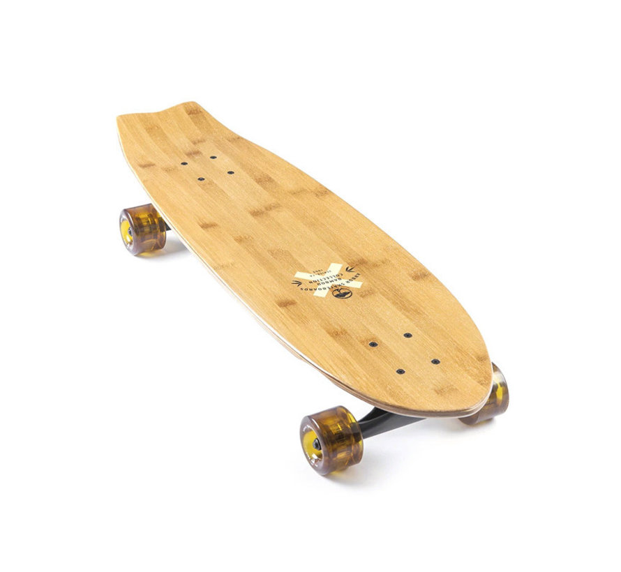"Bamboo Sizzler 31"" Cruiser Skateboard Complete"