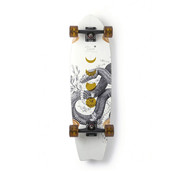 Arbor Bamboo Sizzler Cruiser Skateboard