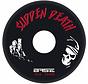 Sudden Death 76mm Inline Skate Wielen 4-pack