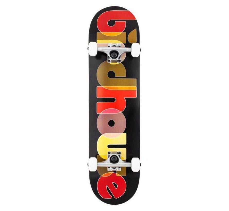Stage 1 Opacity Logo Skateboard Complete
