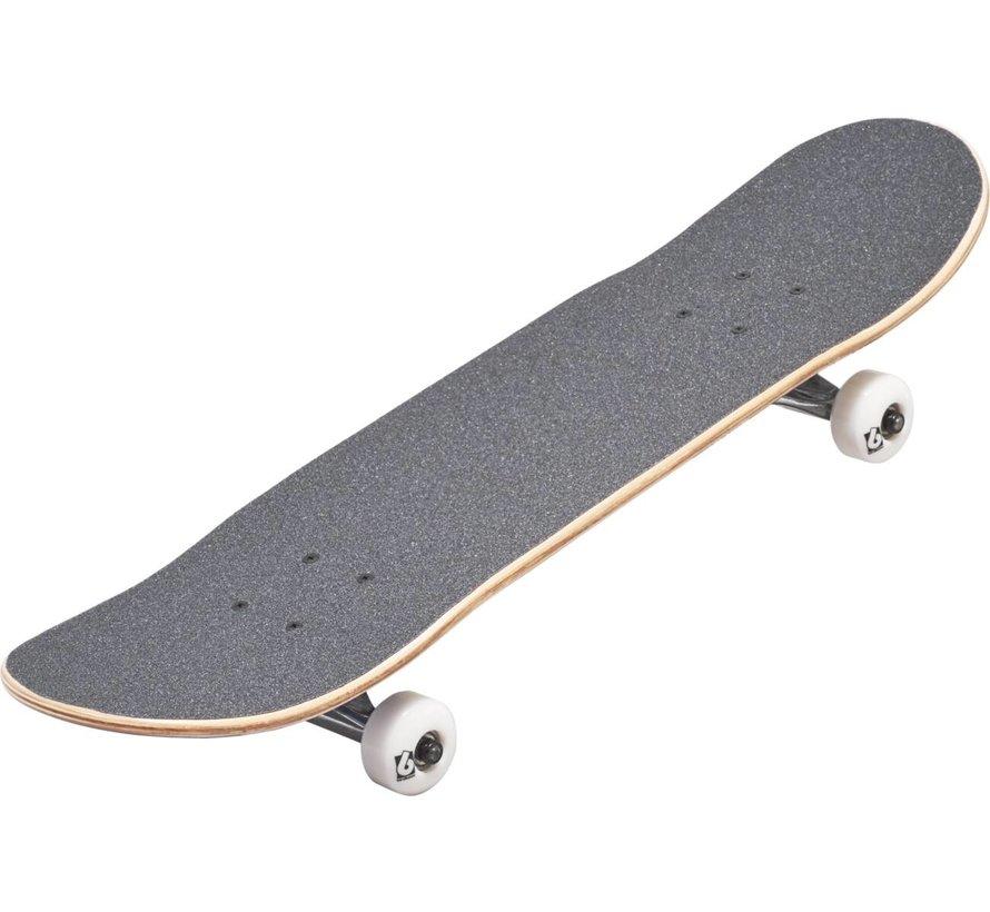 Stage 3 Hawk Wings Black Skateboard Complete