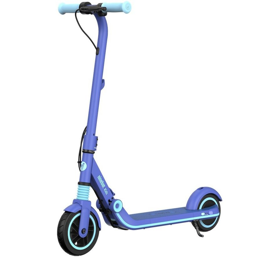 Zing E8 Electric Kickscooter blue for Kids