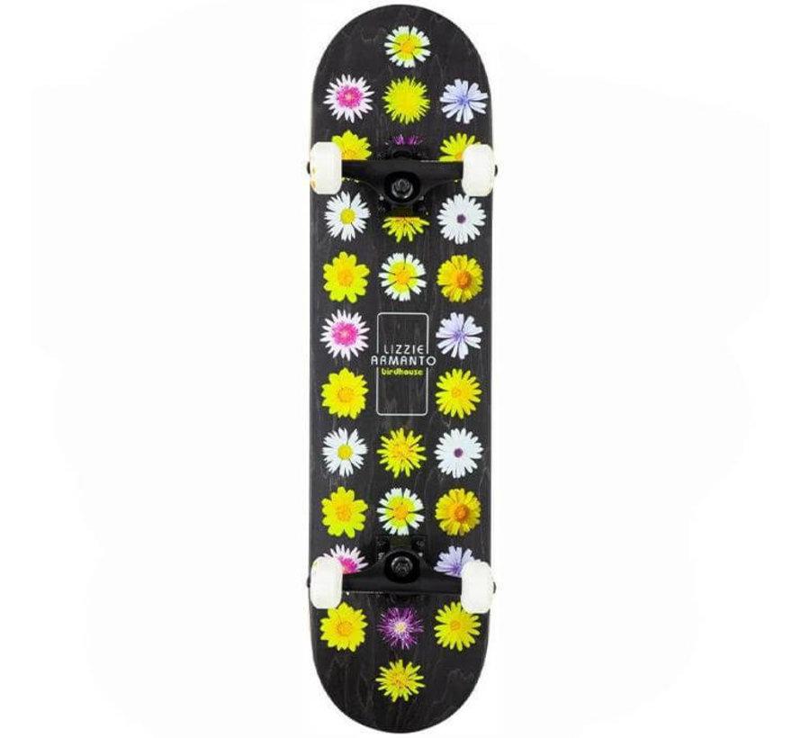 Stage 3 Armanto Flower Skateboard Complete