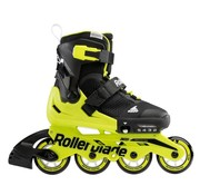 Rollerblade Microblade Kinder Skates Black/Neon Yellow