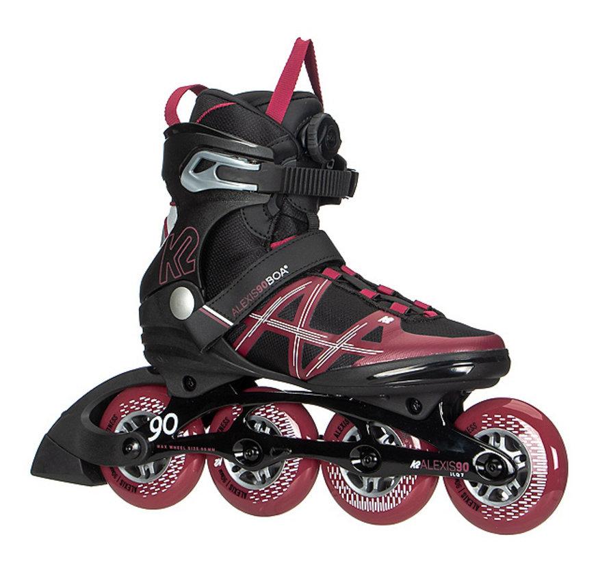 Alexis 90 BOA Dames Inline Skates 2021