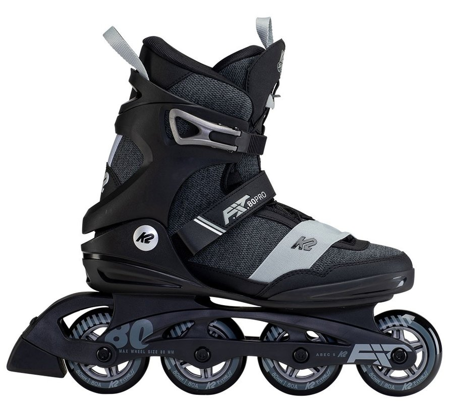 FIT 80 Pro Inline Skates Heren 2021