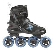 Roces Pic Tif Skates Zwart/Blauw