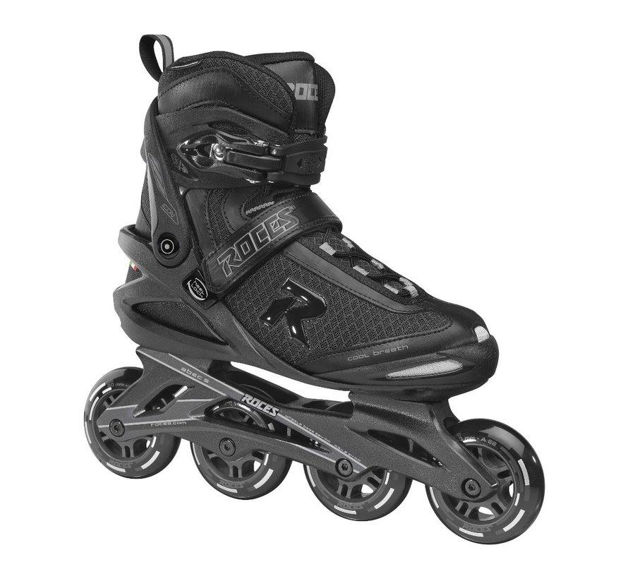 Icon Inline Skates Zwart/Grijs