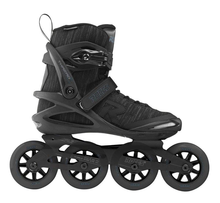 Thread 90 Inline Skates Zwart