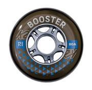 K2 Booster 76mm Inline Skate Wielen 8-Pack