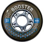 Booster 80mm Inline Skate Wheels 8-Pack