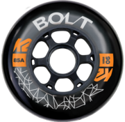K2 Bolt 90mm Inline Skate Wheels 8-Pack