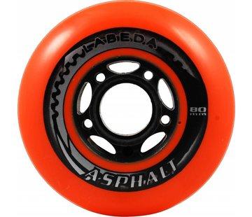 Labeda Asphalt Hard Inline Skate Wheels