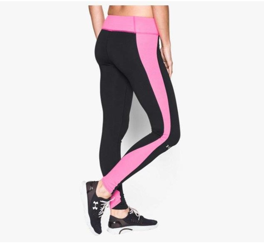 Dames legging UA ColdGear® Stripe Inset