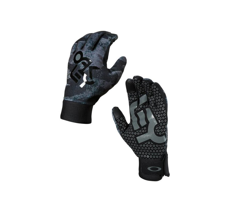 Factory Park Gloves Black
