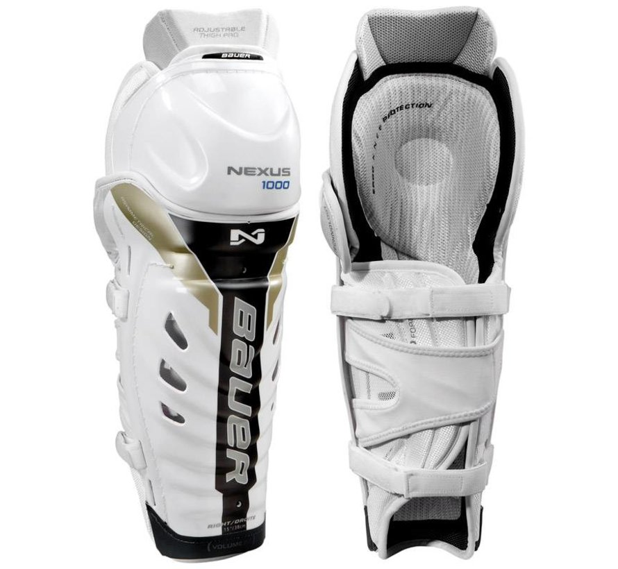 Nexus 1000 Shin Guards Junior
