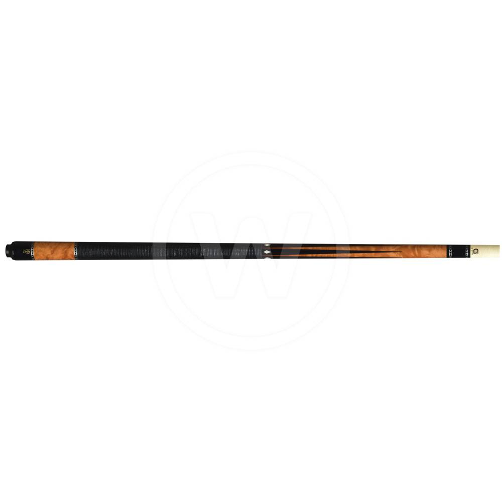 McDermott McDermott CRM429 Madrone burl/leather (Gewicht: 520 gram)