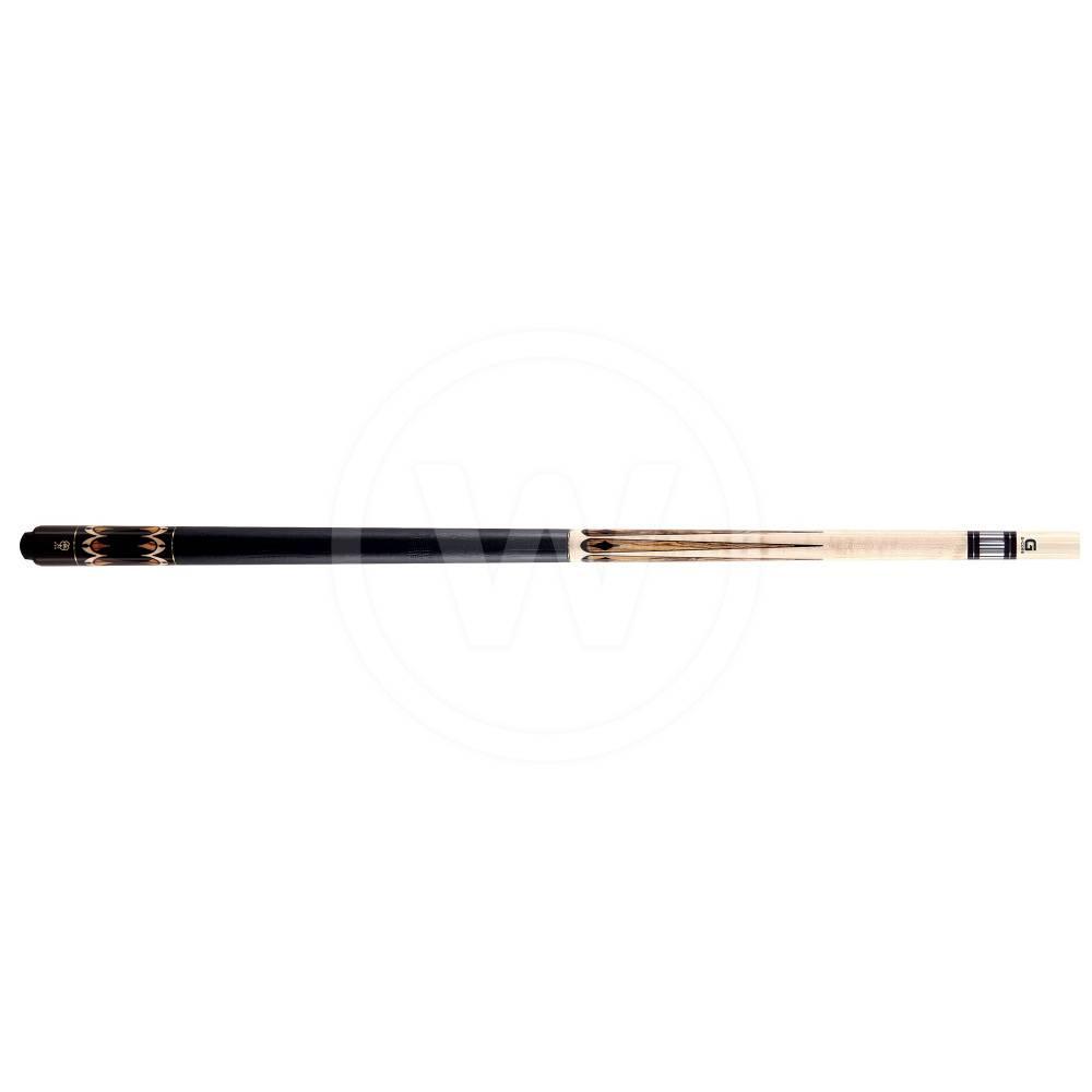 McDermott McDermott CRM509 Birdseye/inlay carom (Gewicht: 520 gram)