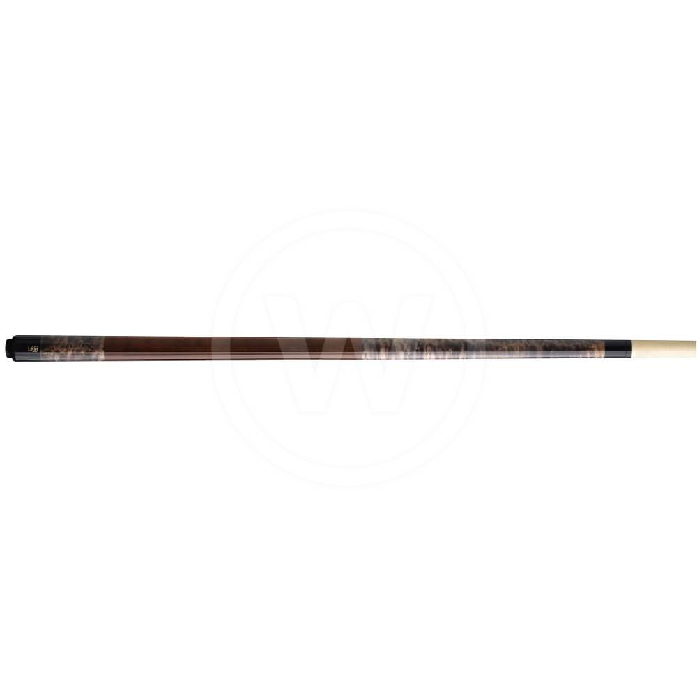 McDermott McDermott CRMS07 DW grey/walnut carom (Gewicht: 520 gram)
