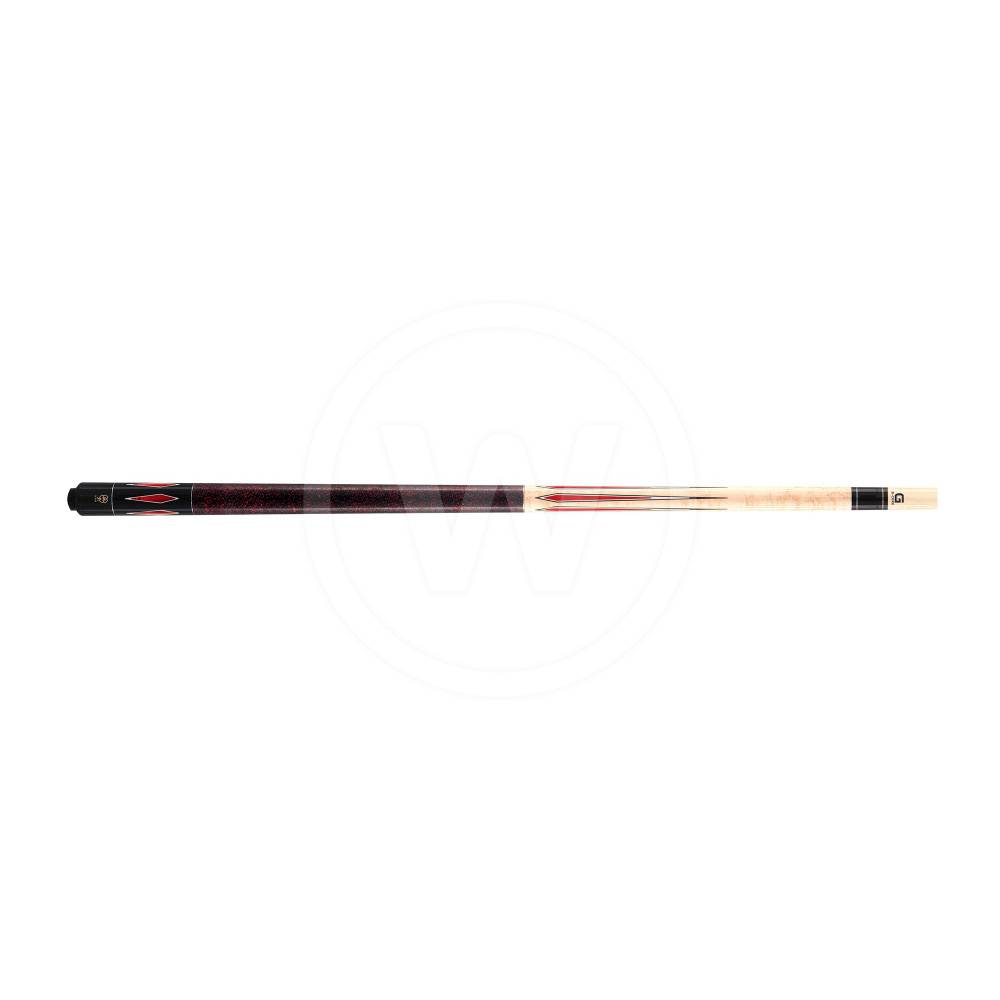 McDermott McDermott G325 Birdseye/inlay pool (Gewicht: 19Oz)