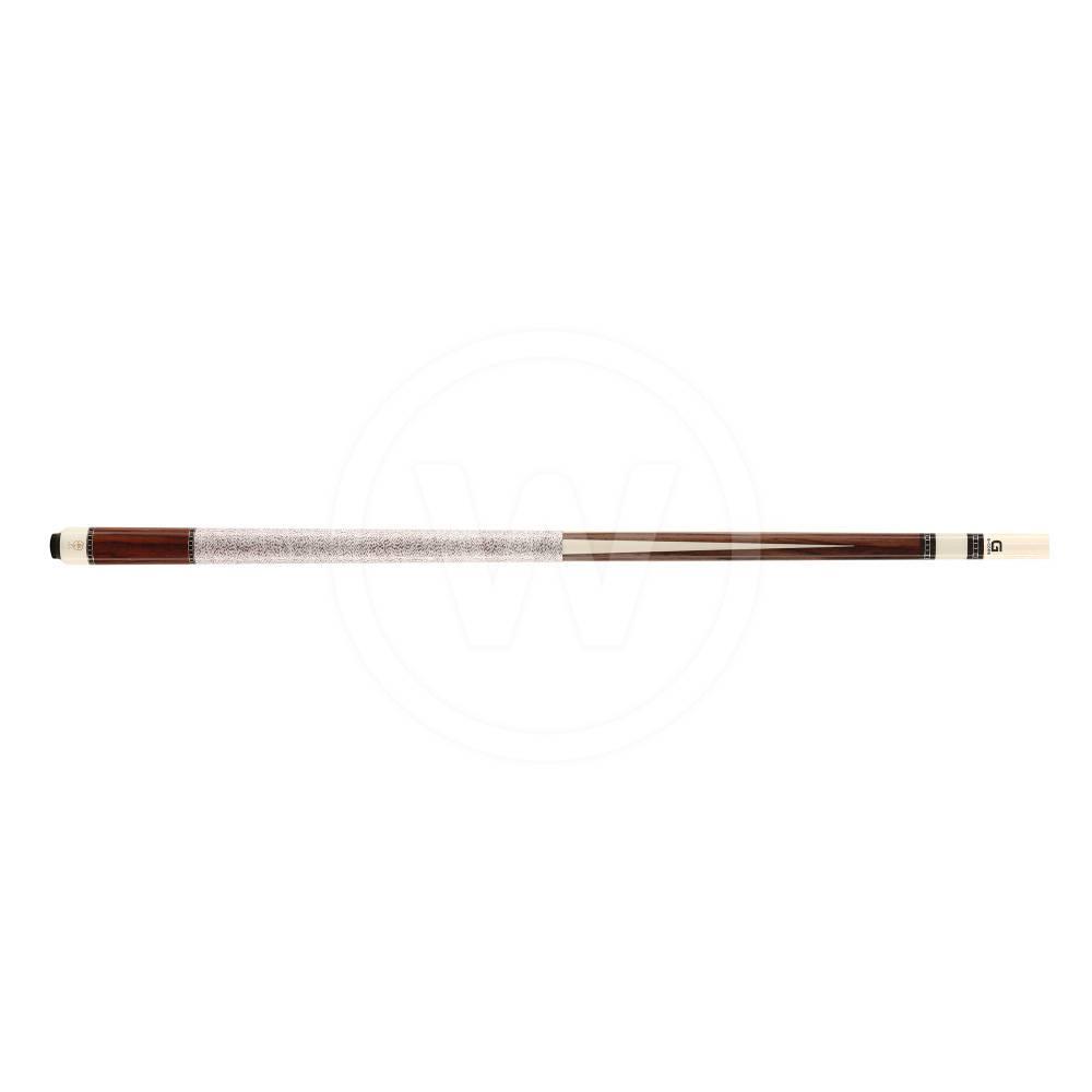 McDermott McDermott G329 Rosewood/inlay pool (Gewicht: 19Oz)