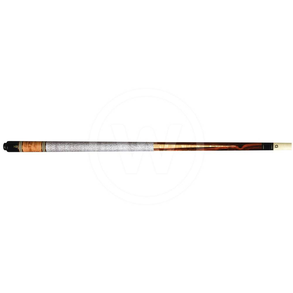 McDermott McDermott G330 Cocobolo/4-prong inlay (Gewicht: 19Oz)