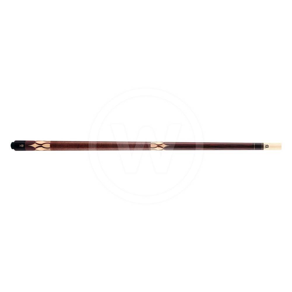 McDermott McDermott G401 Rosewood/inlay pool (Gewicht: 19Oz)