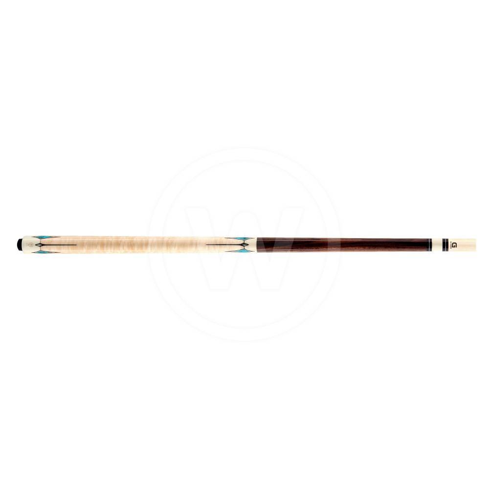 McDermott McDermott G411 Rosewood/Birdseye pool (Gewicht: 19Oz)
