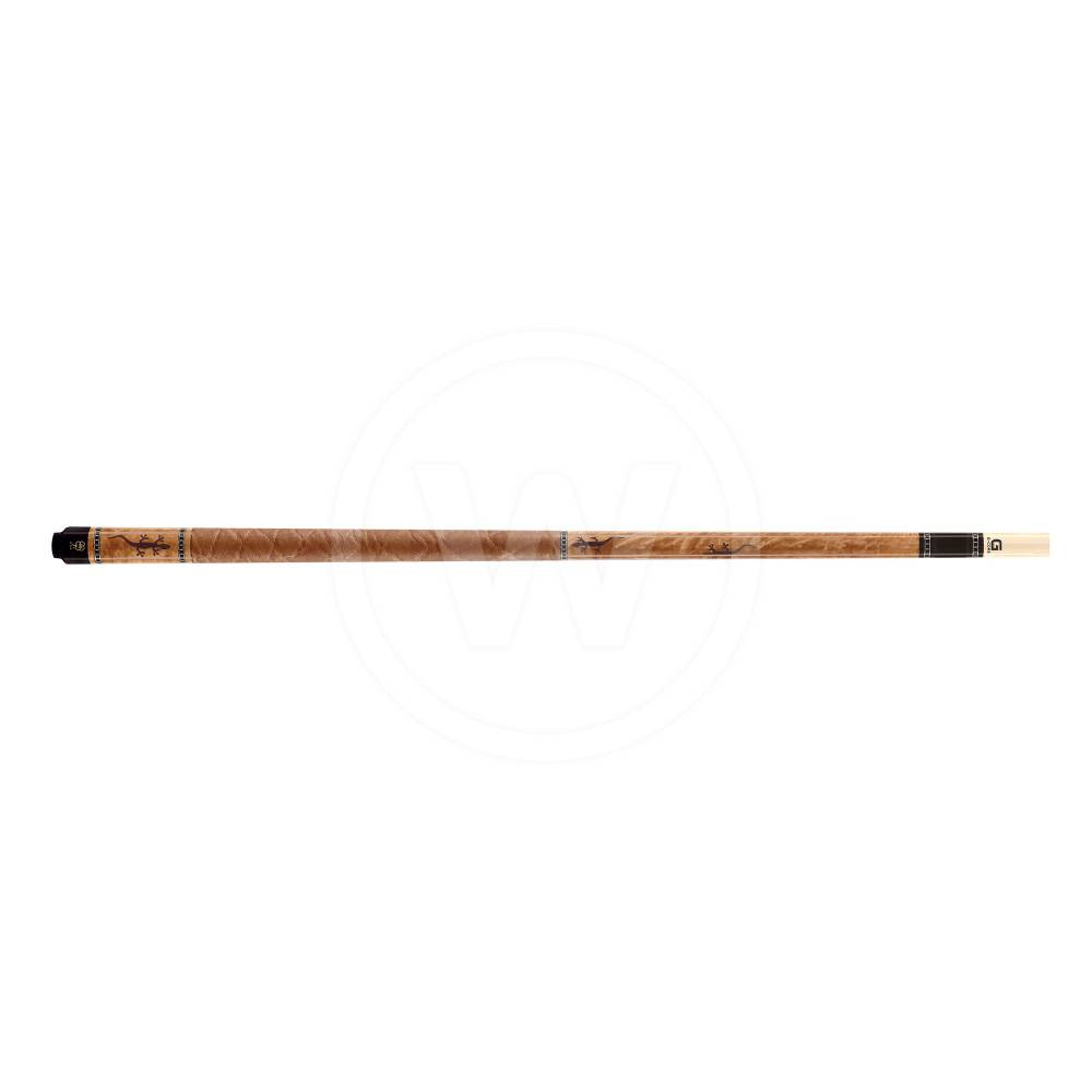 McDermott McDermott G417 Madrone burl/inlay pool (Gewicht: 19Oz)