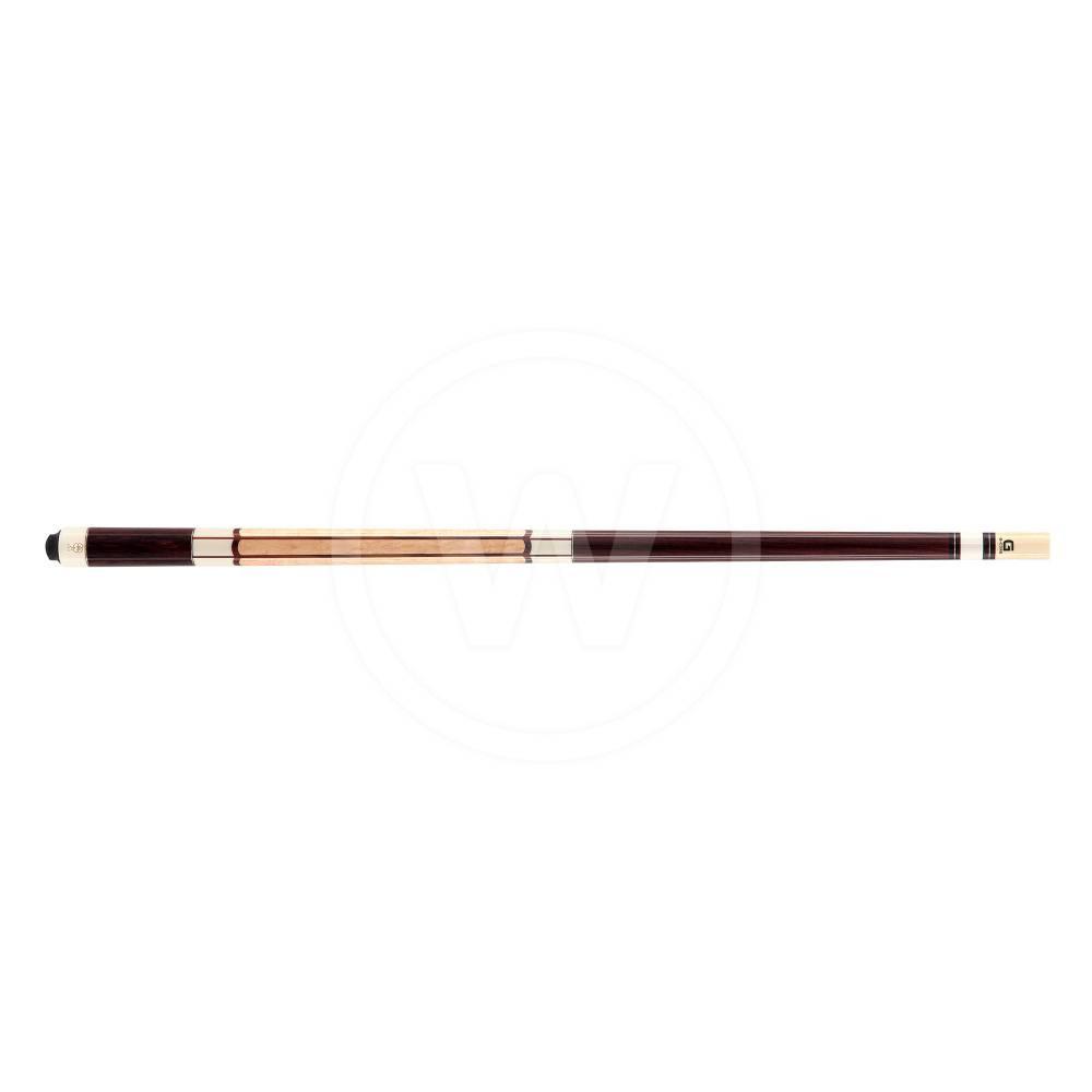 McDermott McDermott G501 Rosewood/inlay pool (Gewicht: 19Oz)