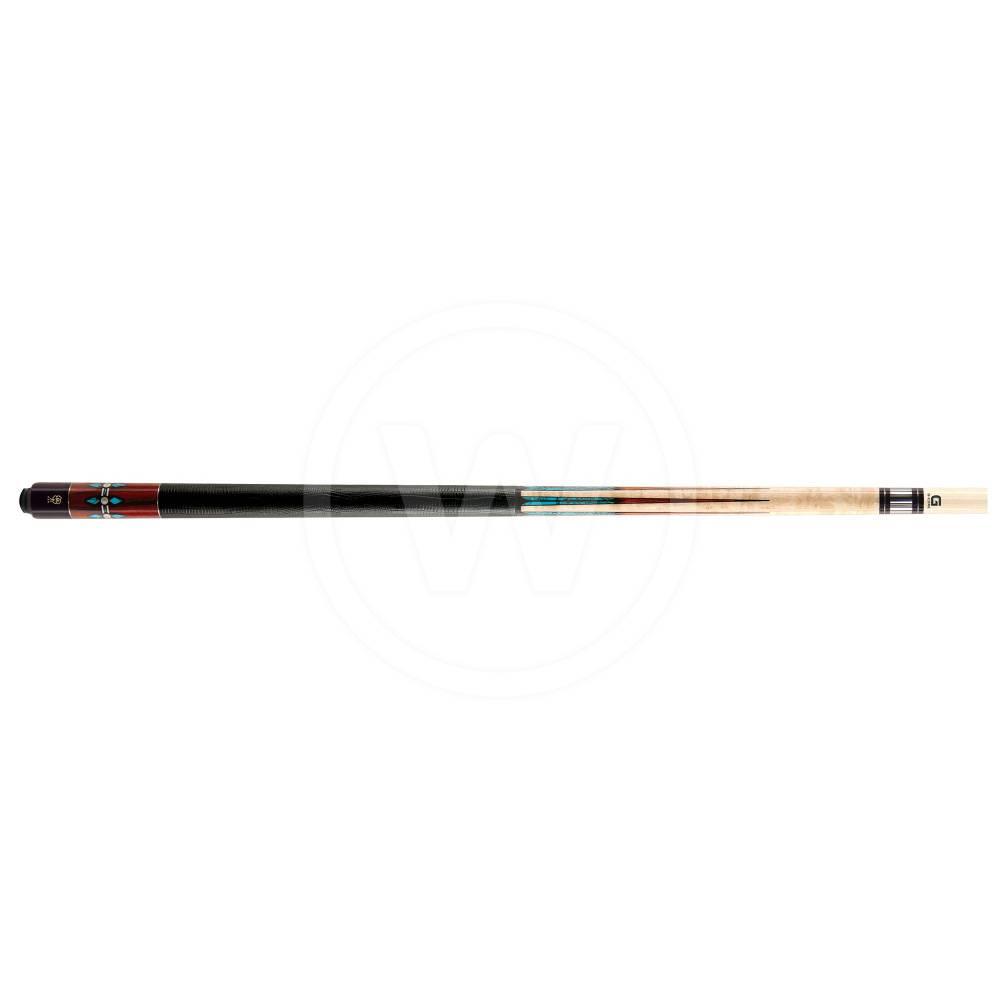 McDermott McDermott G606 Birdseye/inlay pool (Gewicht: 19Oz)