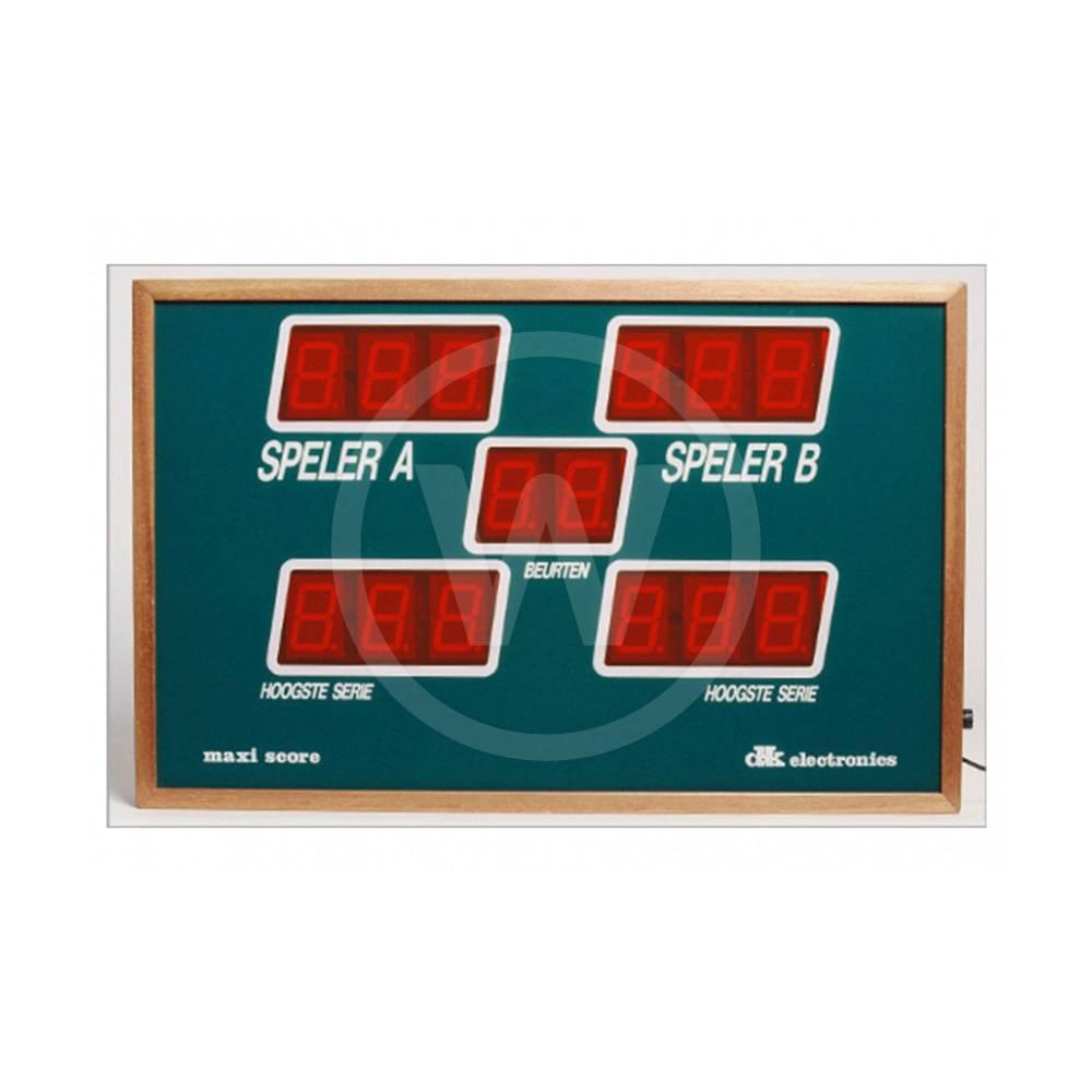 Multi Maxiscore standaard (Uitvoering: Infrarood)