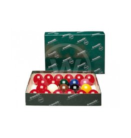 Aramith Aramith snooker ballen (52,4 mm)