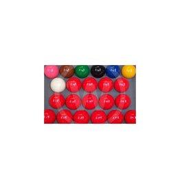 Snooker ballen universeel (52,4 mm)