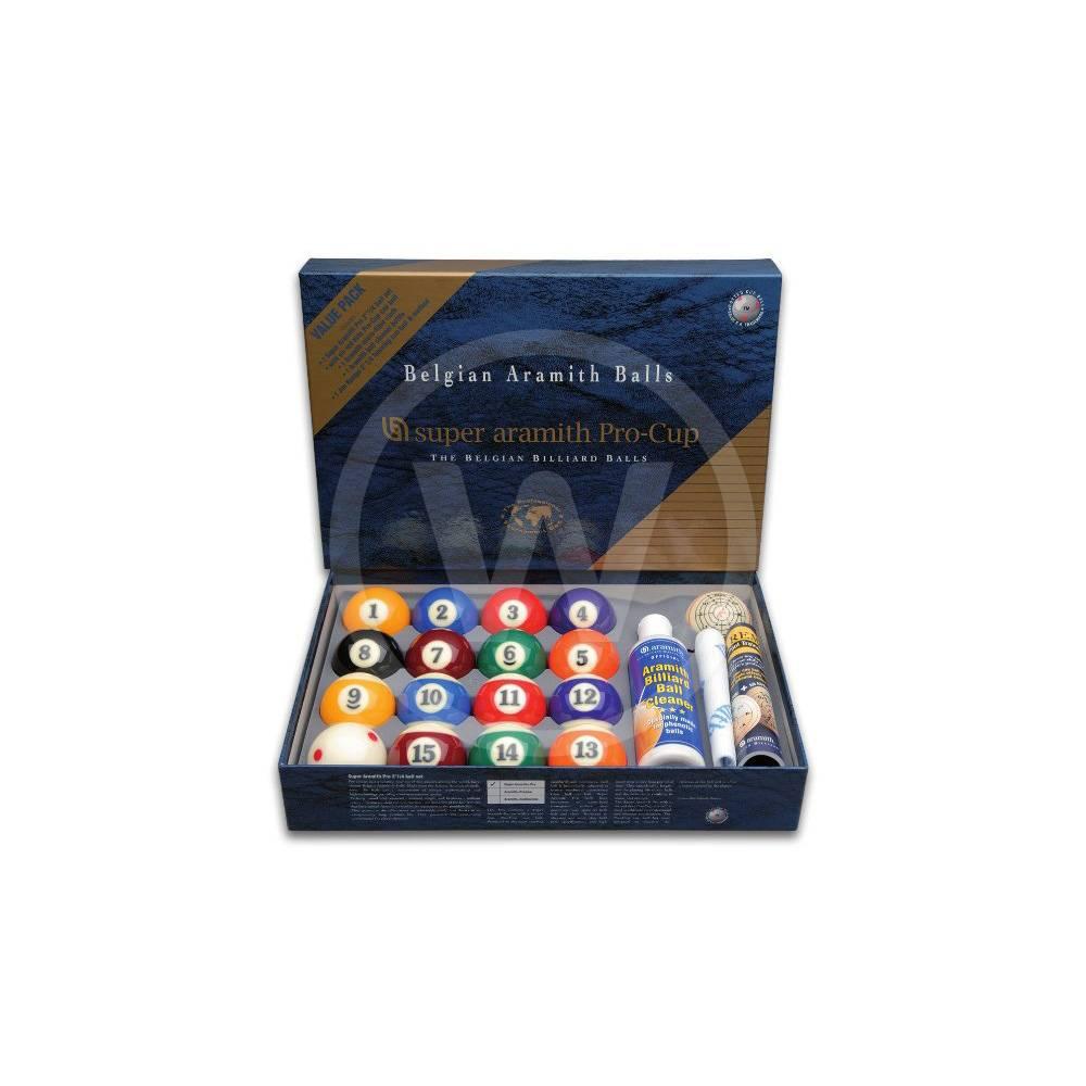 Aramith Super Aramith Value Pack