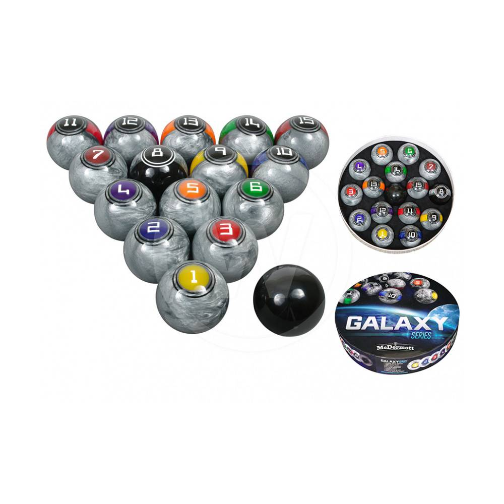 McDermott McDermott Galaxy series pool (57,2 mm)