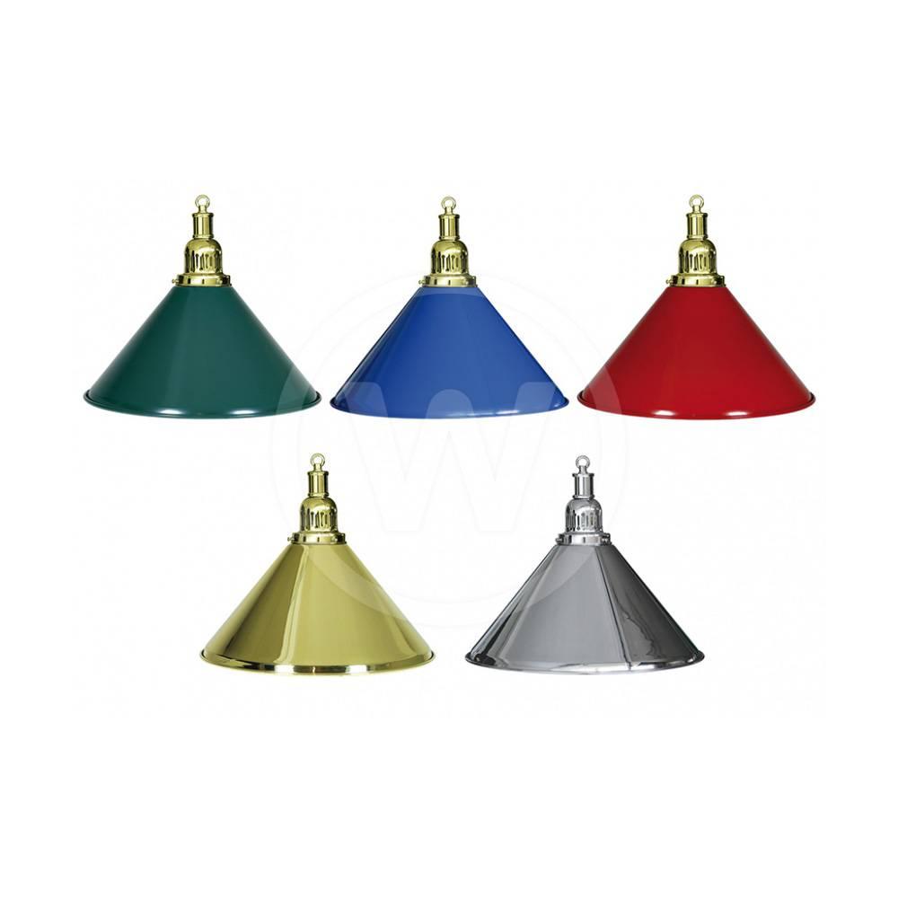 Lamp Moonlight 40cm (groen/messing)