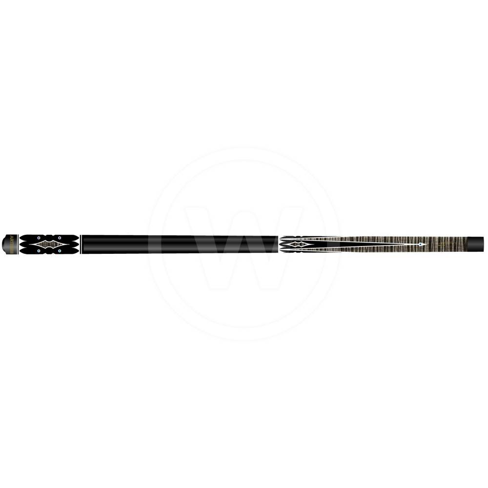 Artemis Artemis Mister 100 Curly Maple Grey/Black