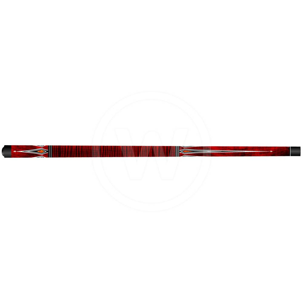 Artemis Artemis Mister 100 Curly Maple Red with Prongs