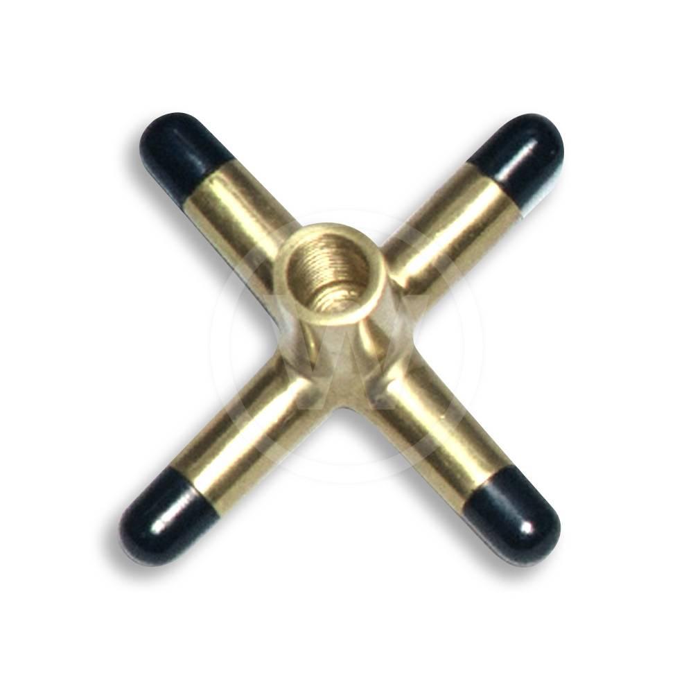Koperen brug - model kruis