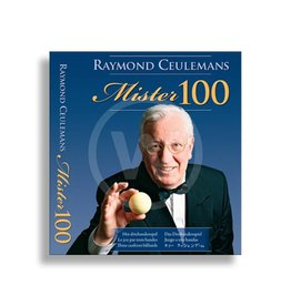 Raymond Ceulemans Boek Mister 100, Raymond Ceulemans (Beperkte oplage)