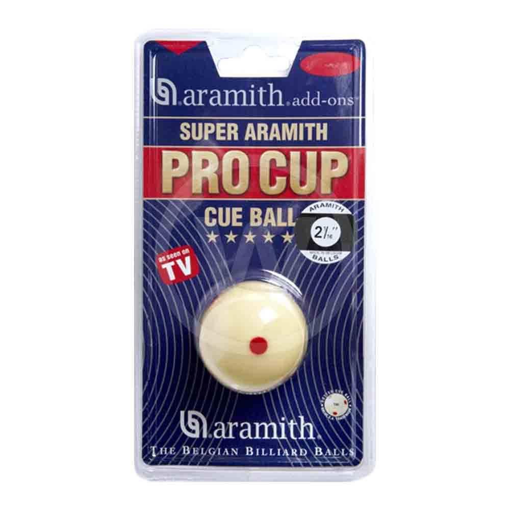 Bal los wit - Pro Cup (52,4 mm)