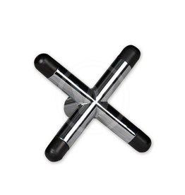Chromen brug - model kruis