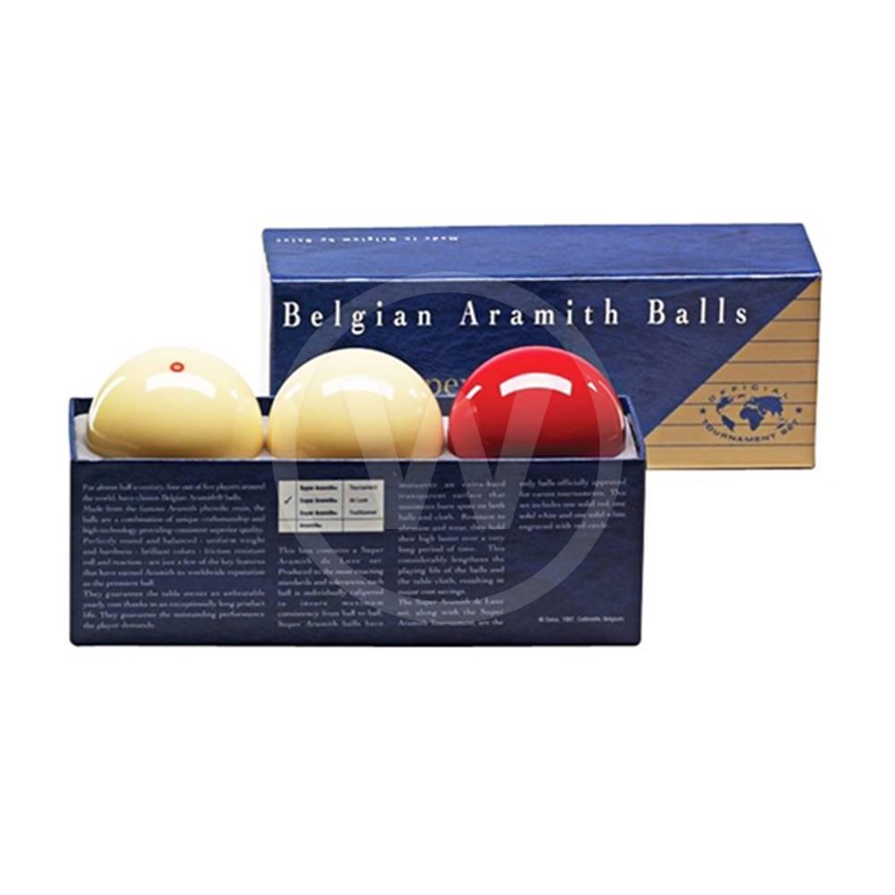 Aramith Super Aramith Carambole Ballen de Luxe
