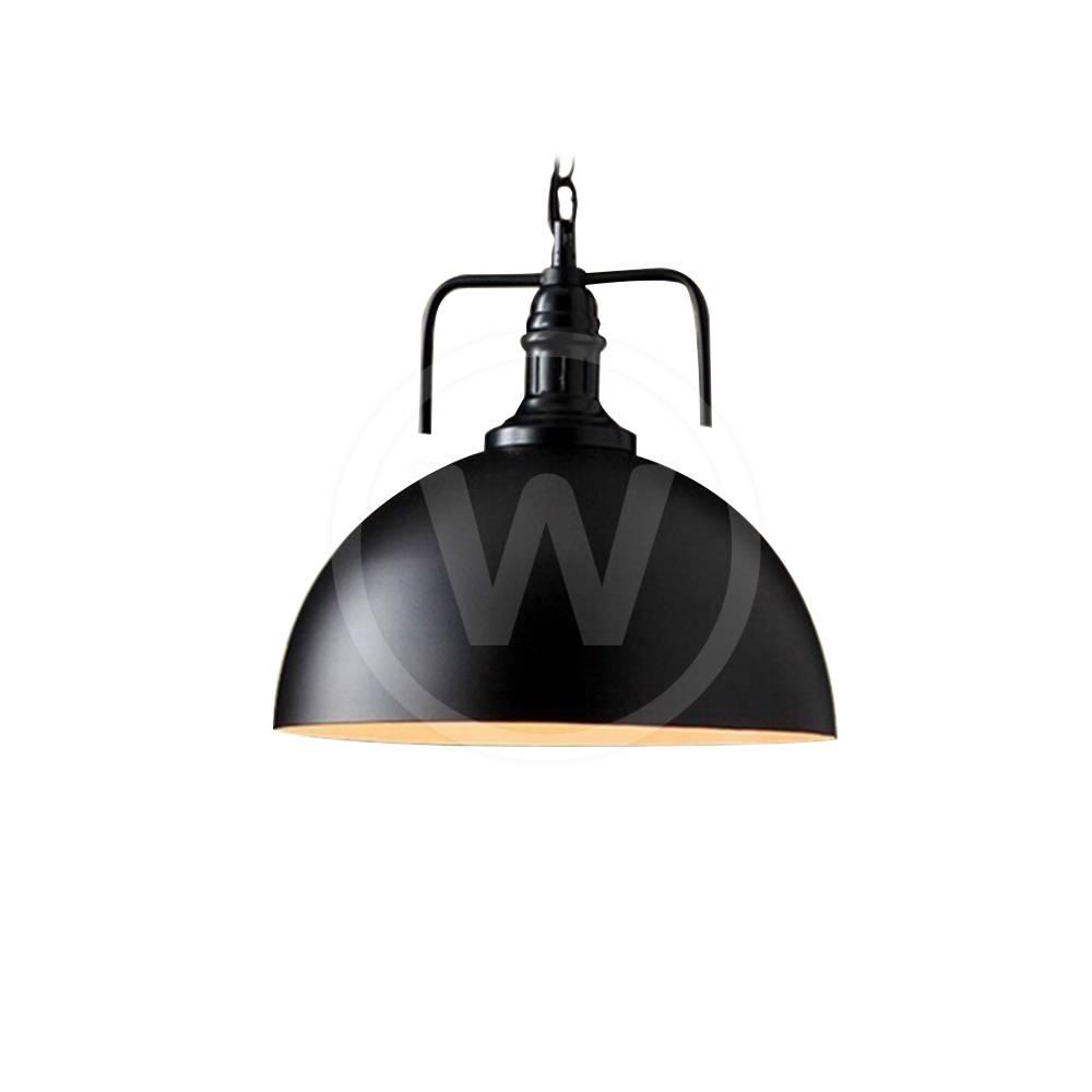 Lamp sixties 30 cm (mat wit)