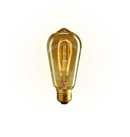 Kooldraadlamp Rustica 140mm E27 60W