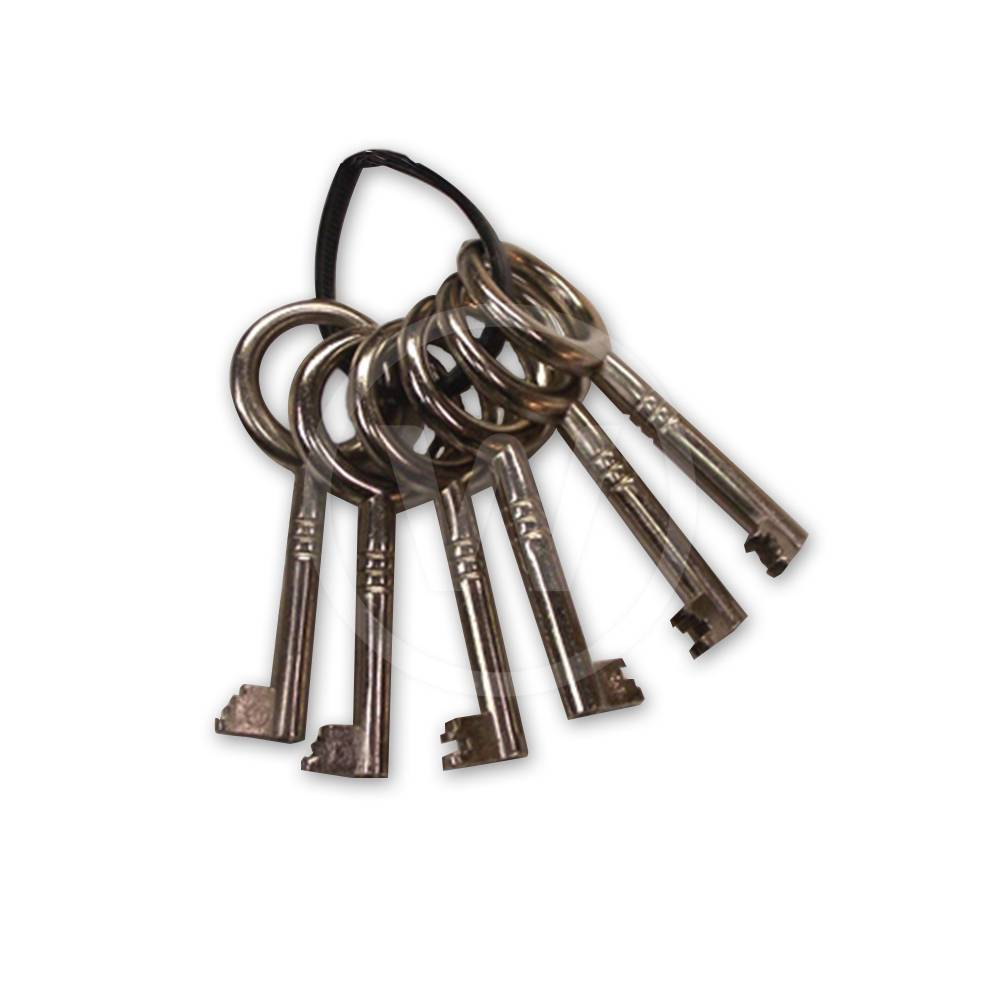 D&K electronics Set sleutels voor klokken D&K