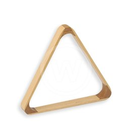 Triangle hout (Maat: 52.4 mm)