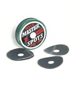 Spots - 35mm Tefco (cupje met 12 spots)
